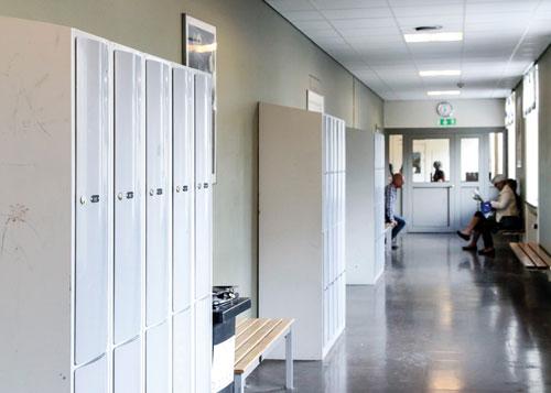 skolkorridor