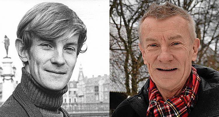 Lennart Wretling då och nu